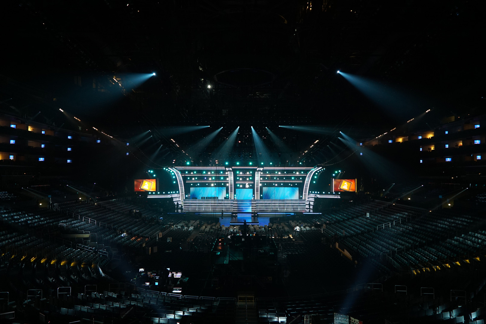 There's no bad seat when you're an audience member at the GRAMMYs this year!