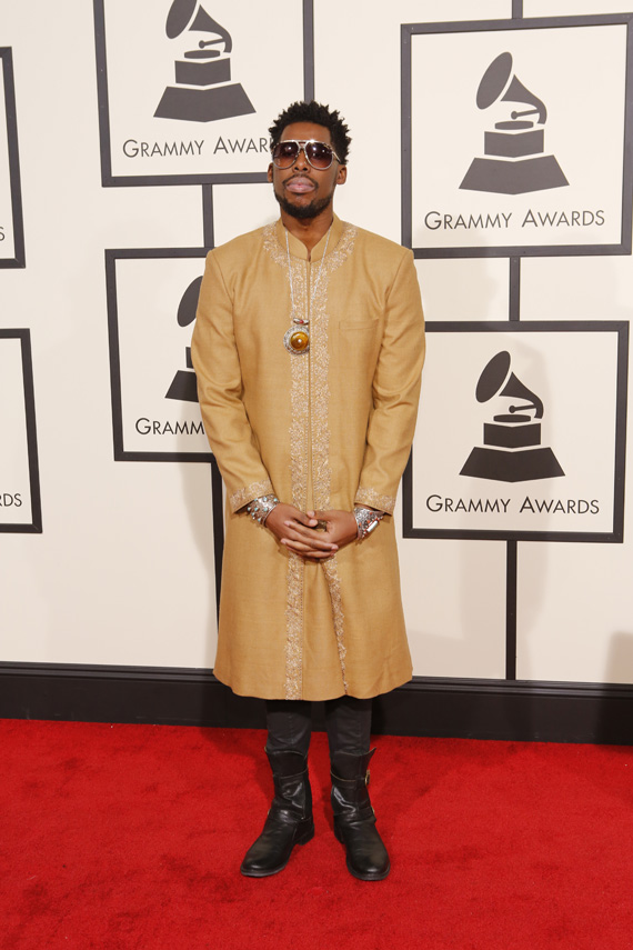 GRAMMYs 2016: Flying Lotus