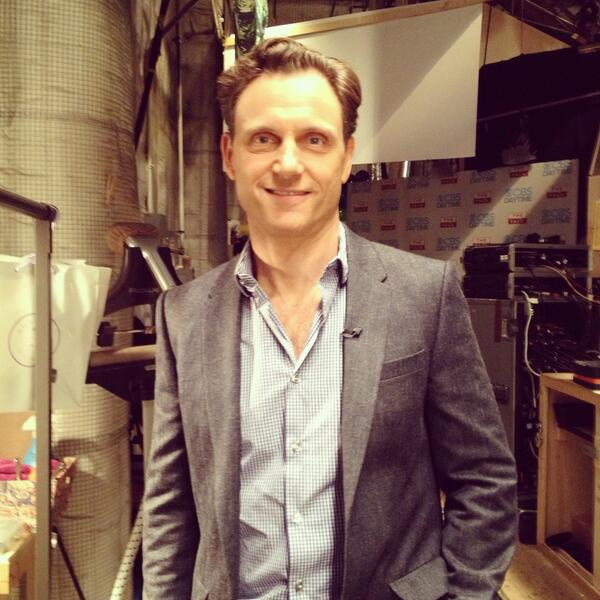 8. Tony Goldwyn - Actor & Director