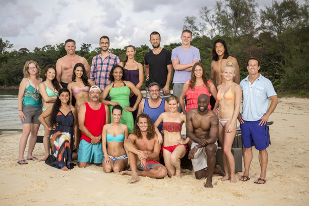 The full cast of Survivor Cambodia: Second Chance