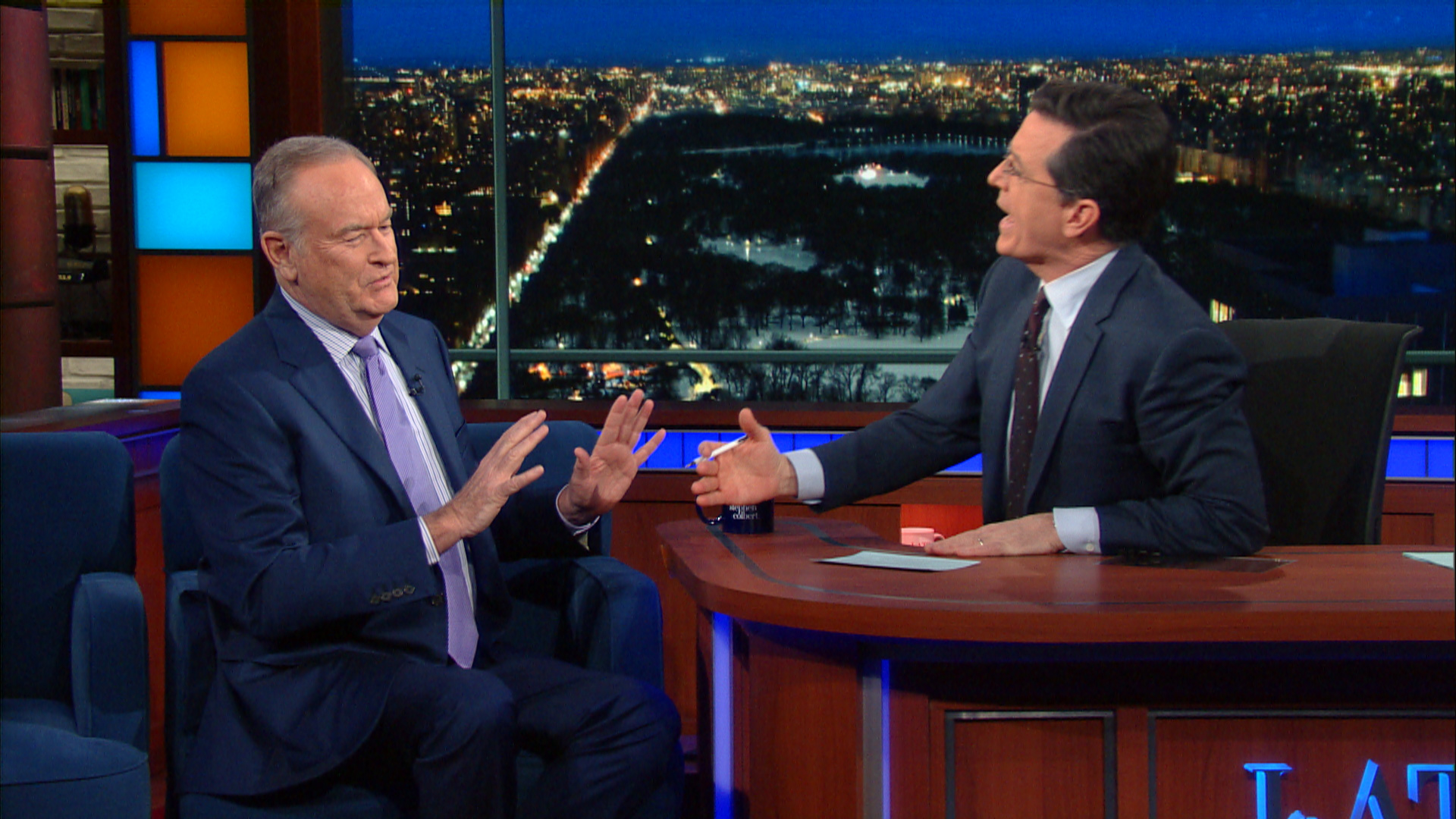 Bill O'Reilly Explains Why Trump And Sanders Are The Same