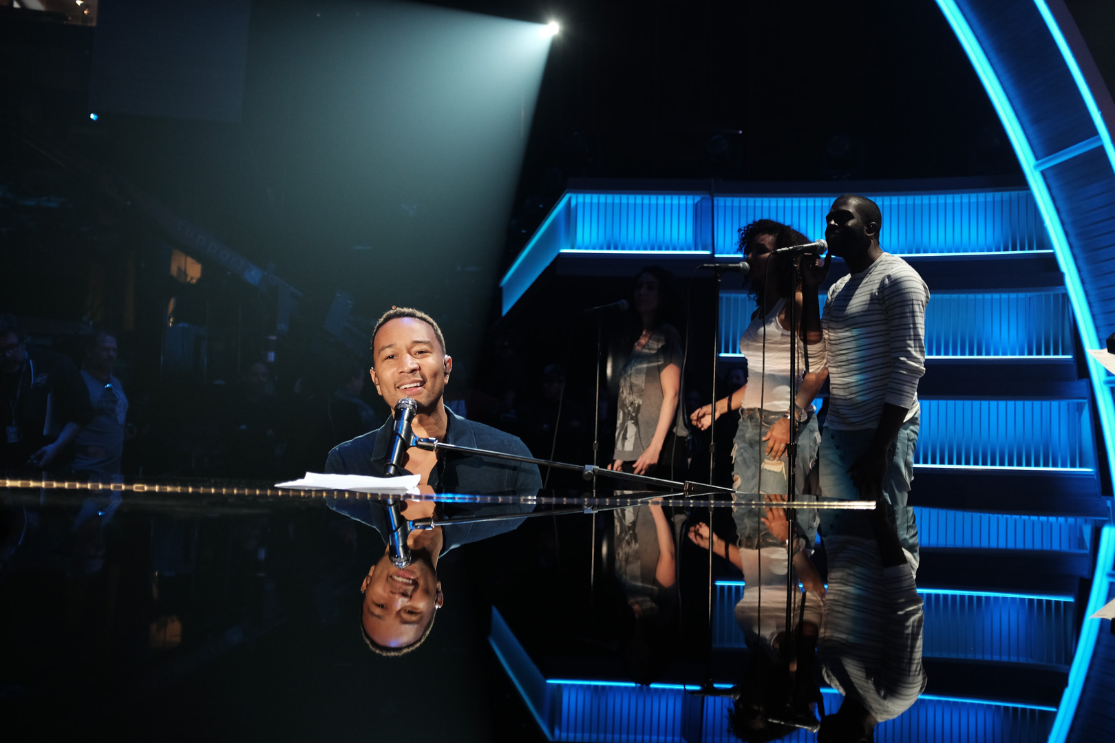 John Legend will pay tribute to Lionel Richie on GRAMMY night.