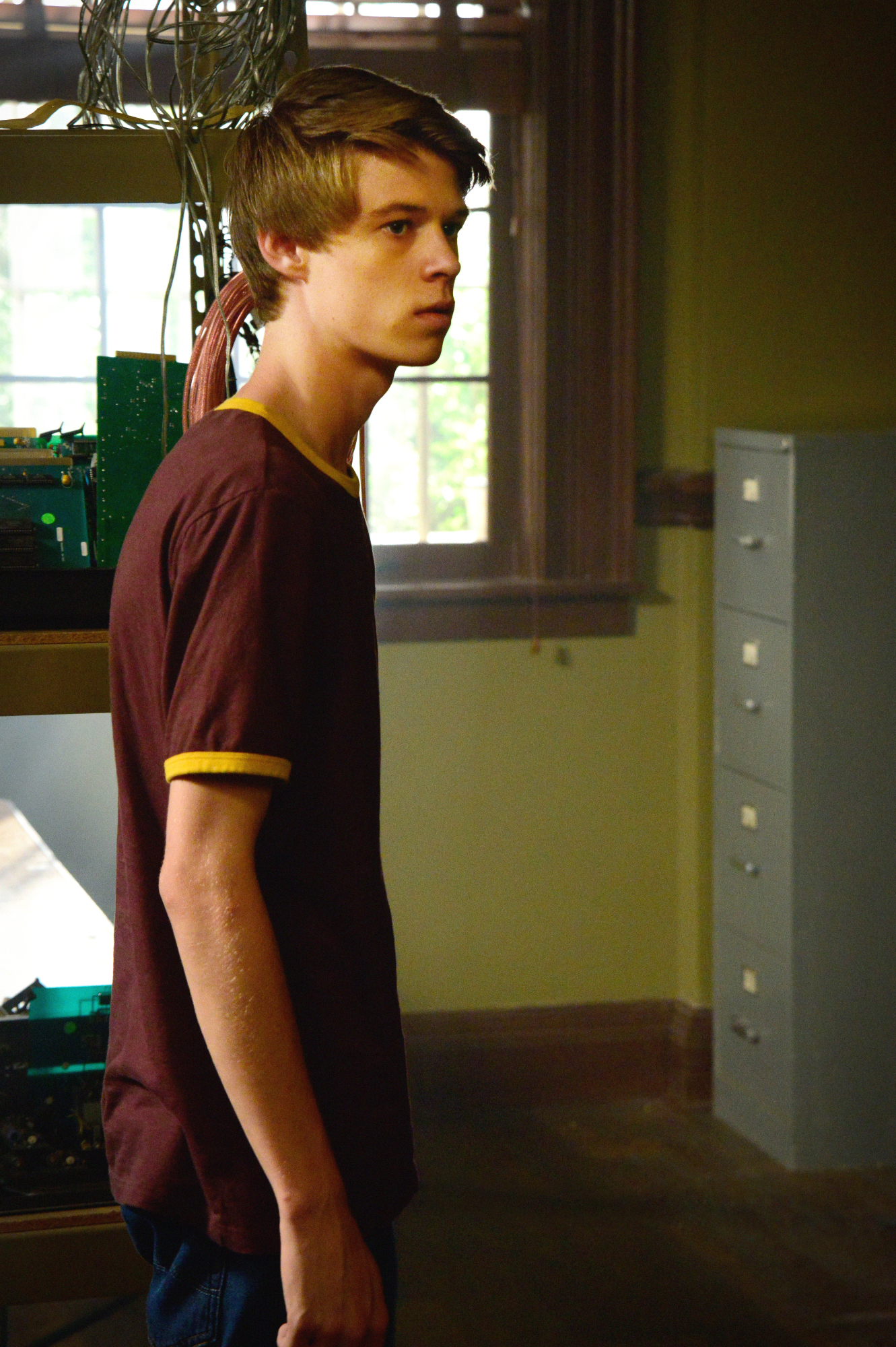 Colin Ford as Joe McAlister.