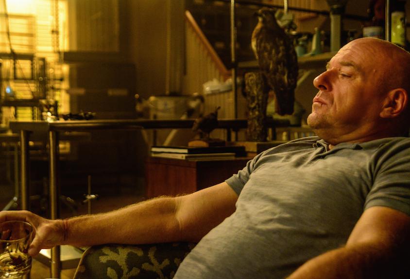 Dean Norris as James