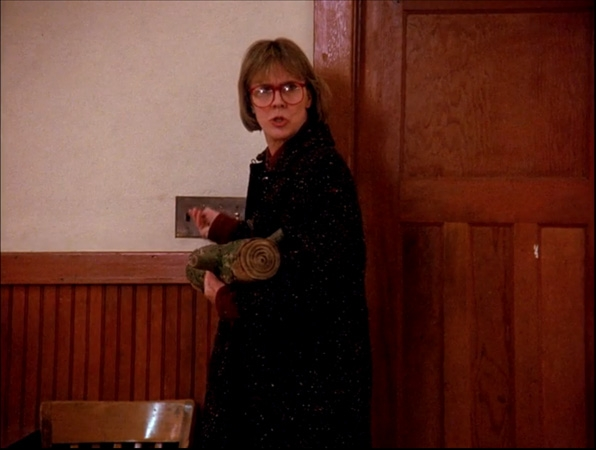 Side story to follow: The Log Lady