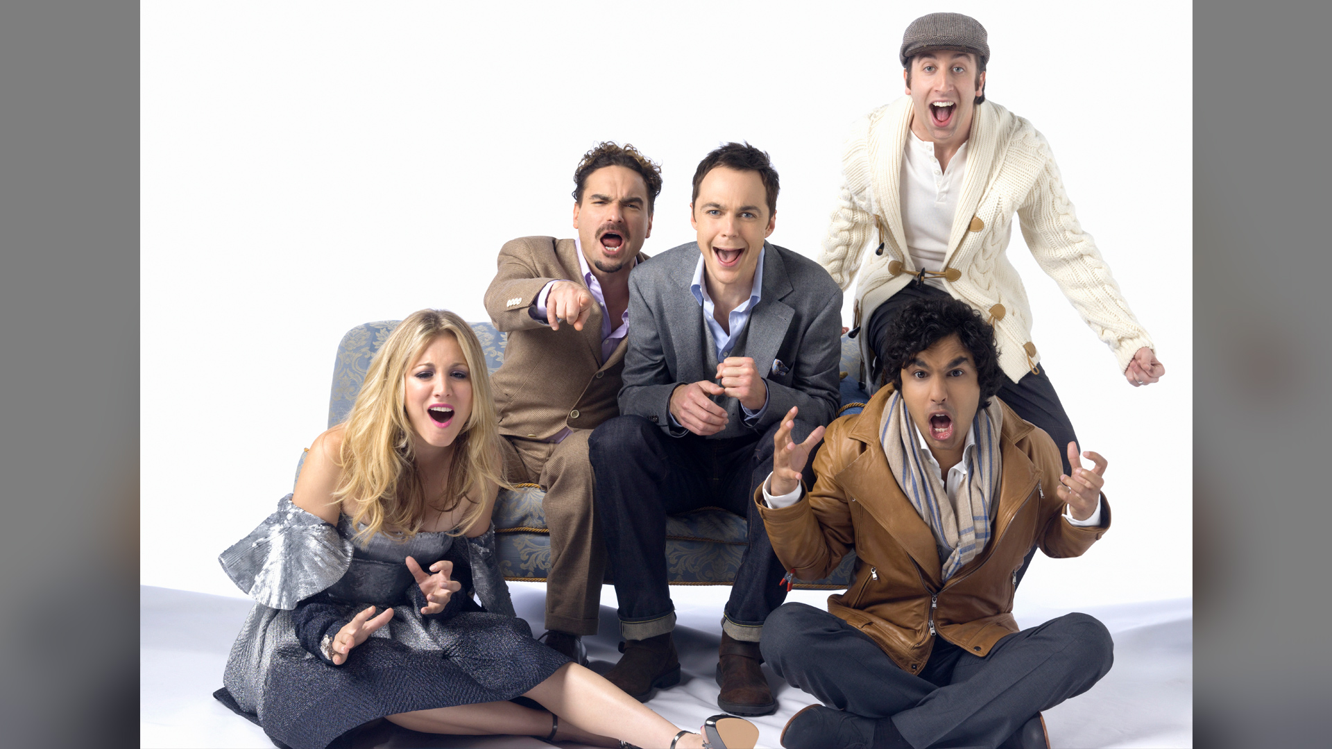 Amazing photos of The Big Bang Theory stars that we can't get enough of