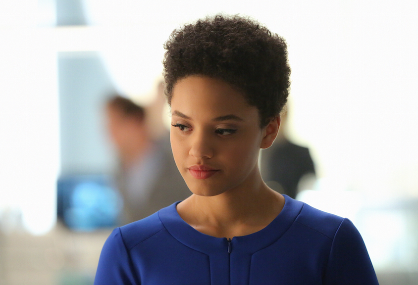 Kiersey Clemons as Lucy.