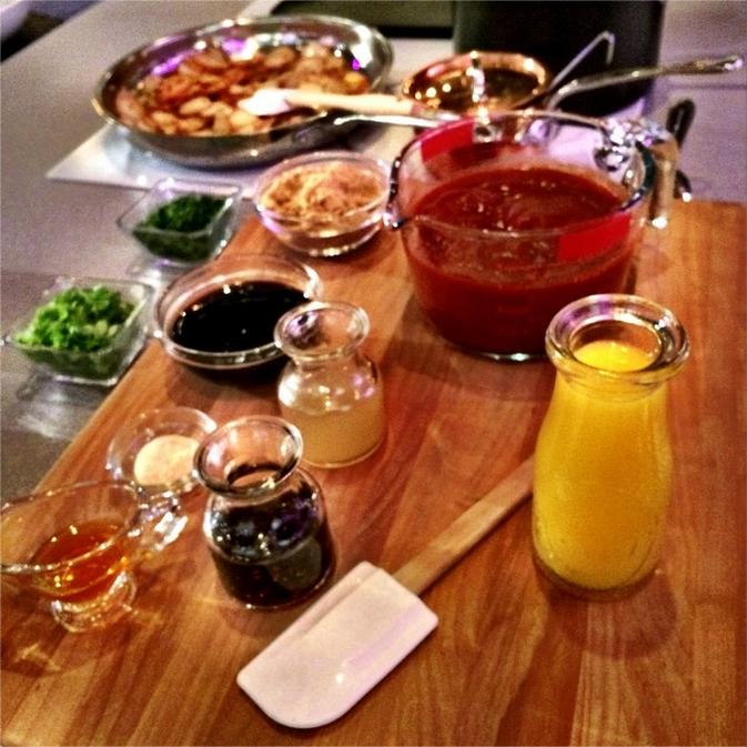 4. BBQ Sauce - Chef G. Garvin