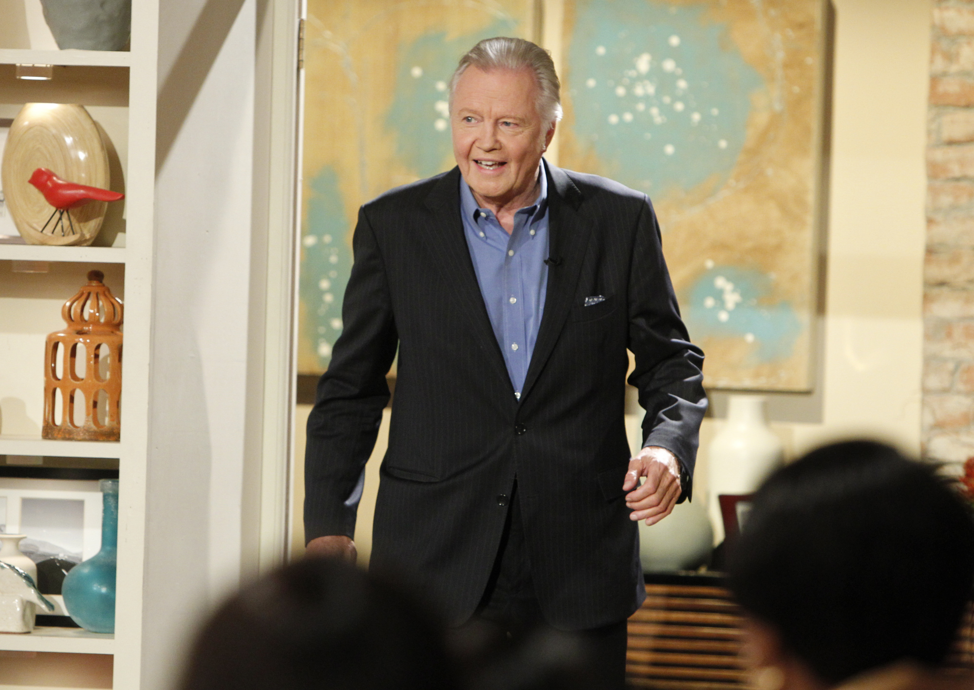 Jon Voight on The Talk