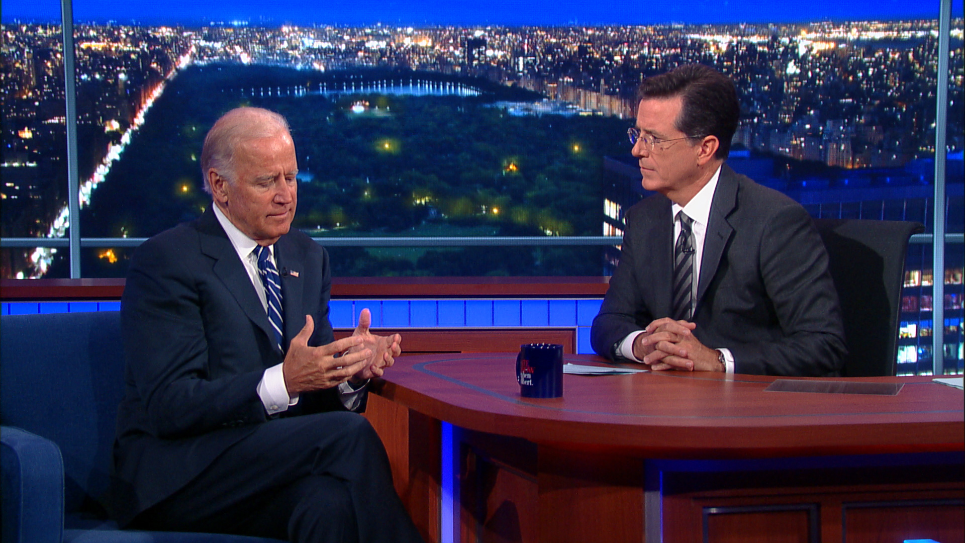 Vice President Joe Biden Interview