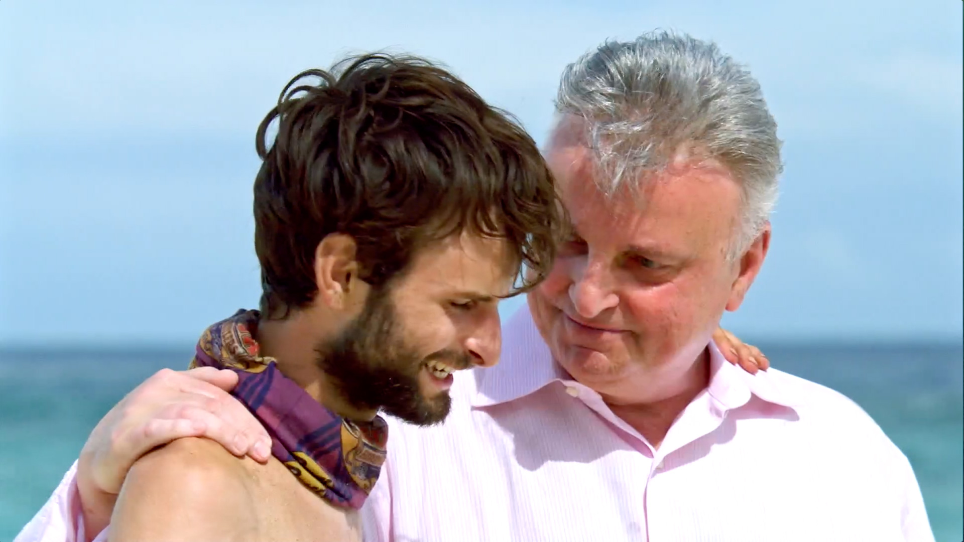 Season 35: Ryan Ulrich reunites with his father.