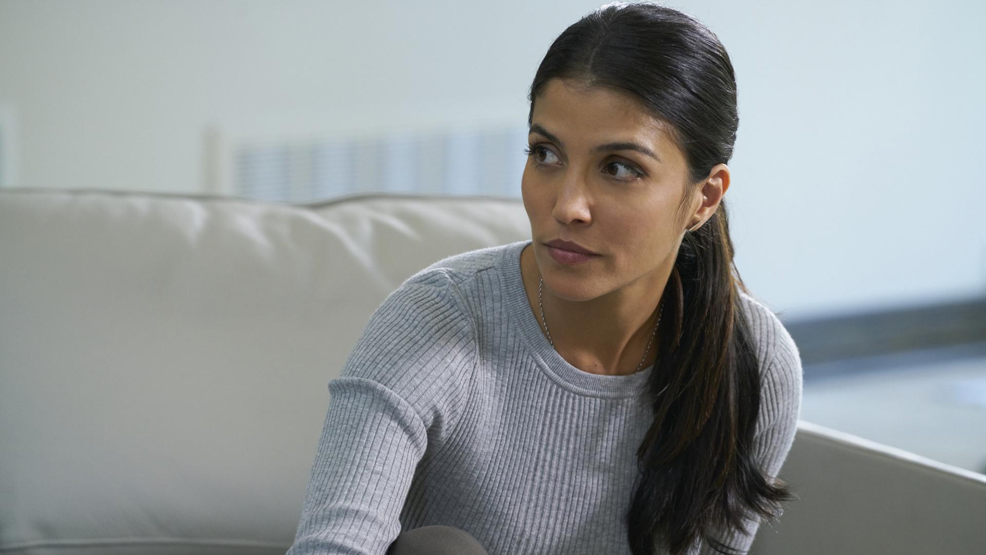Nazneen Contractor as Zara Hallam