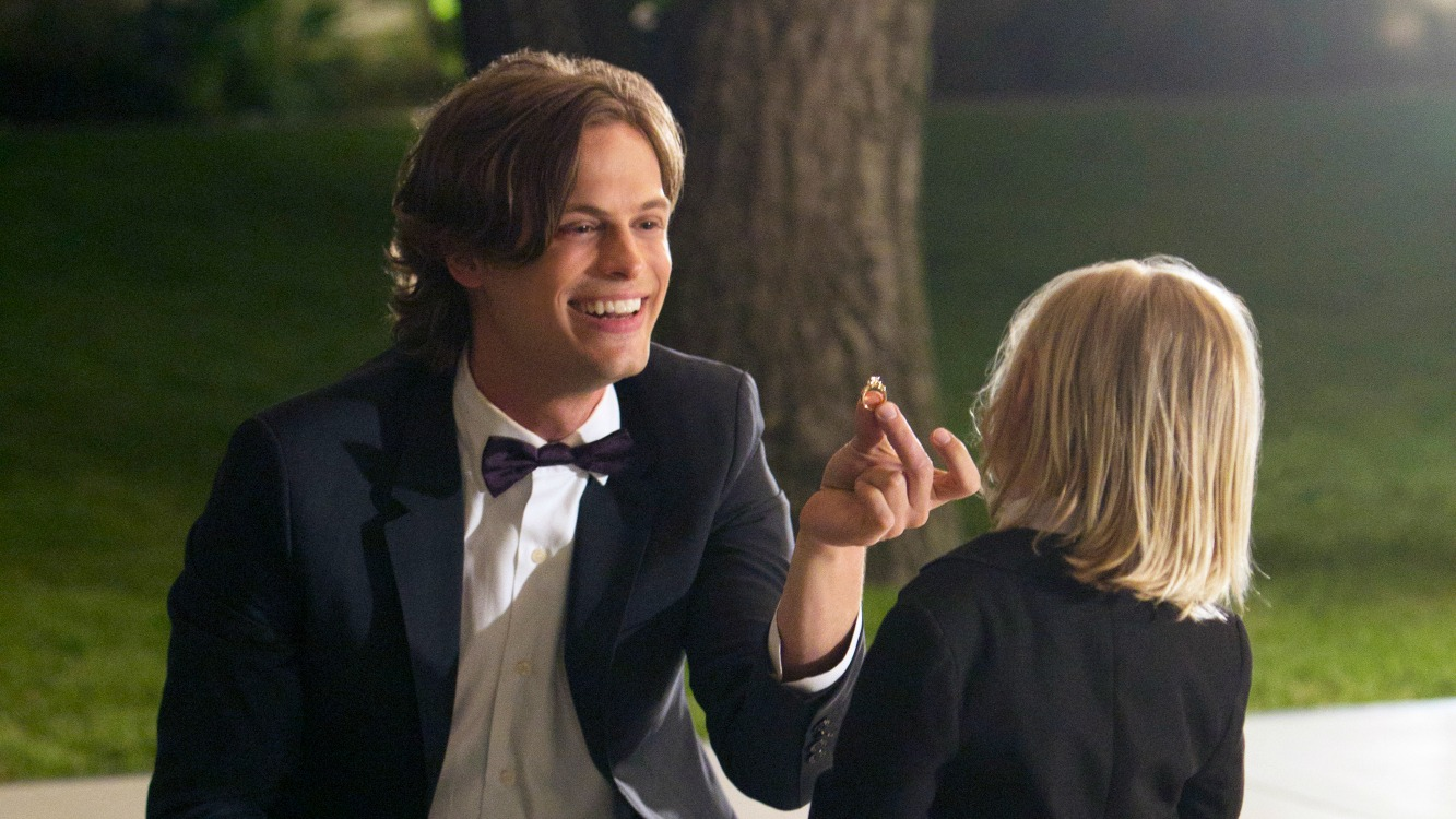 The Hairstyles Of Dr  Spencer Reid - Criminal Minds Photos