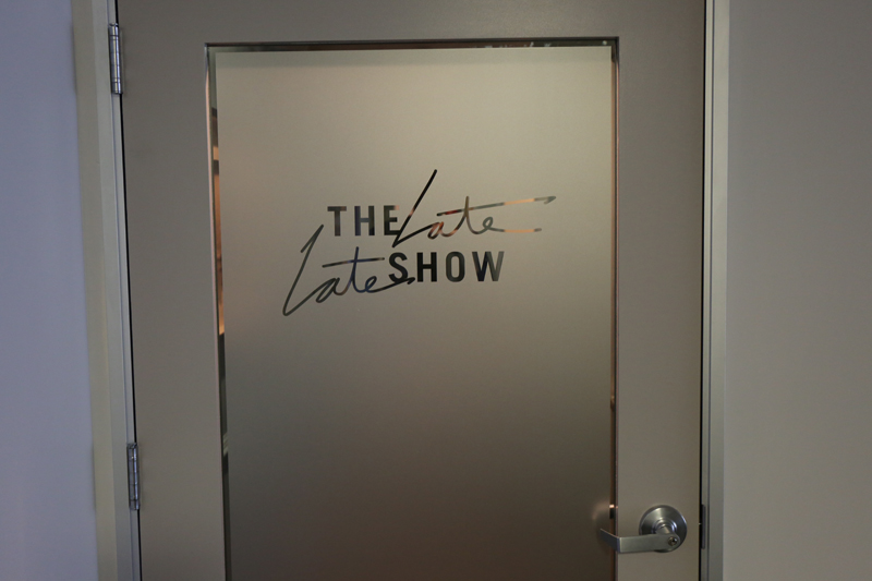 Welcome to the new The Late Late Show.