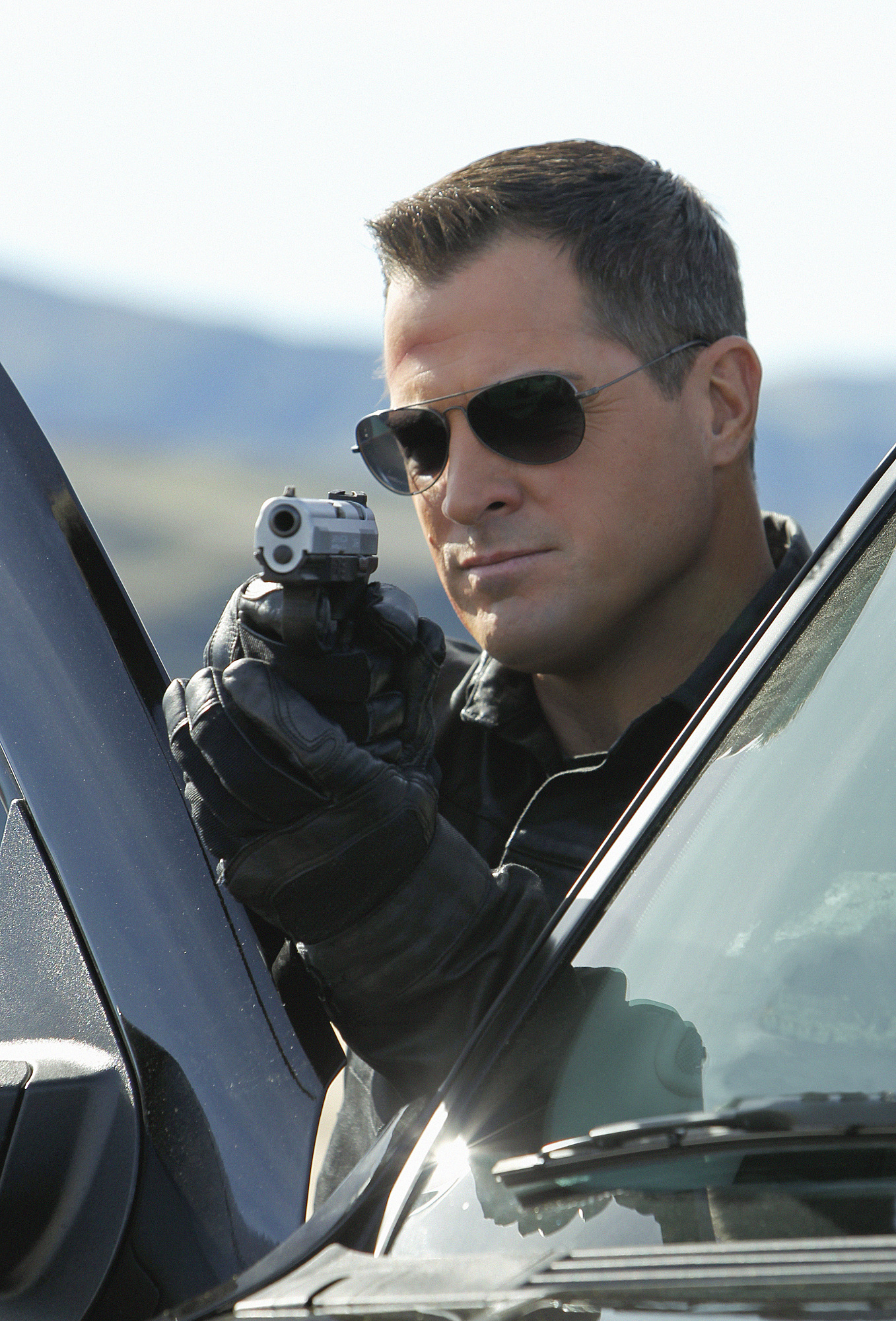 George Eads as Nick Stokes in