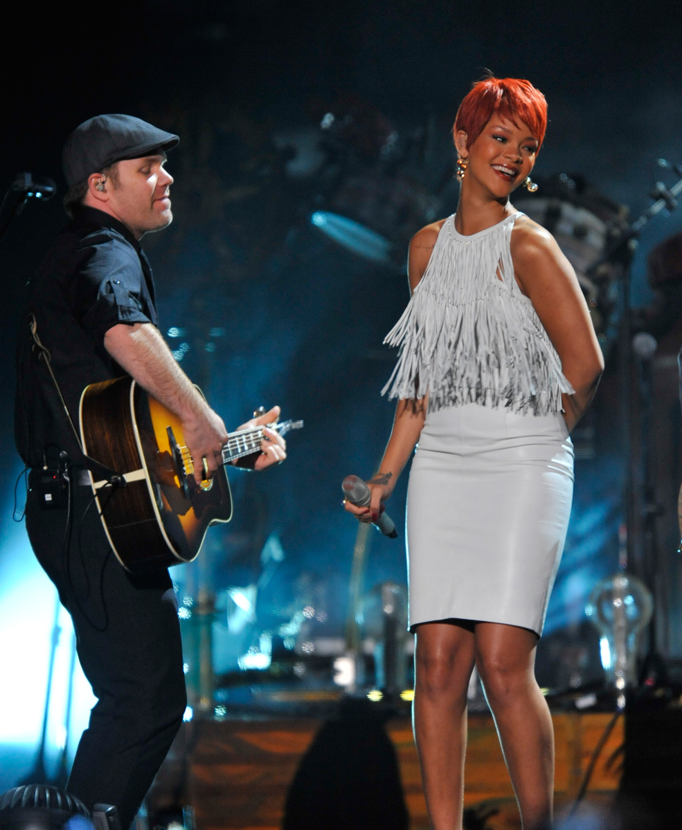 Sugarland with Rihanna