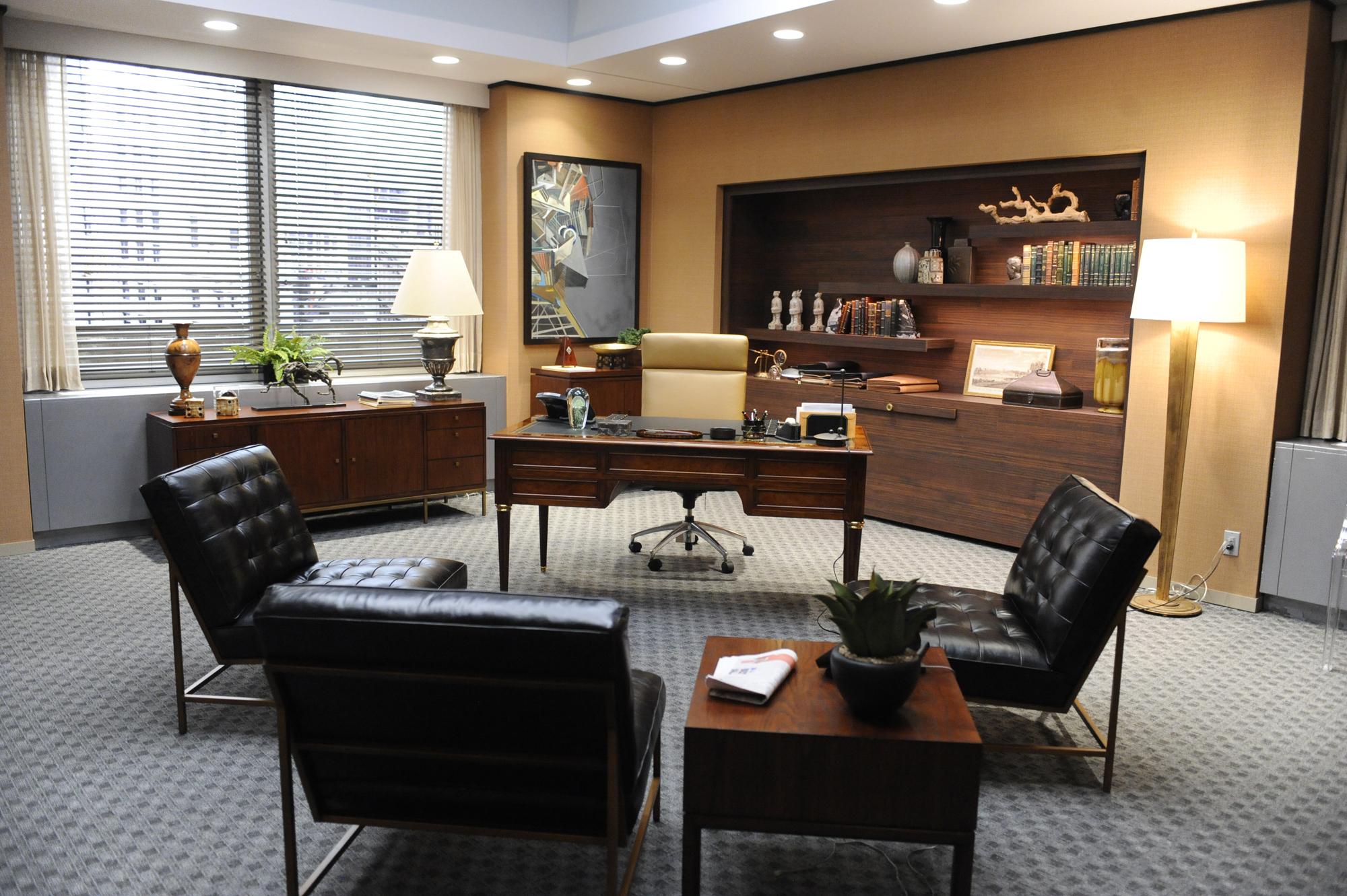 Eli's Office