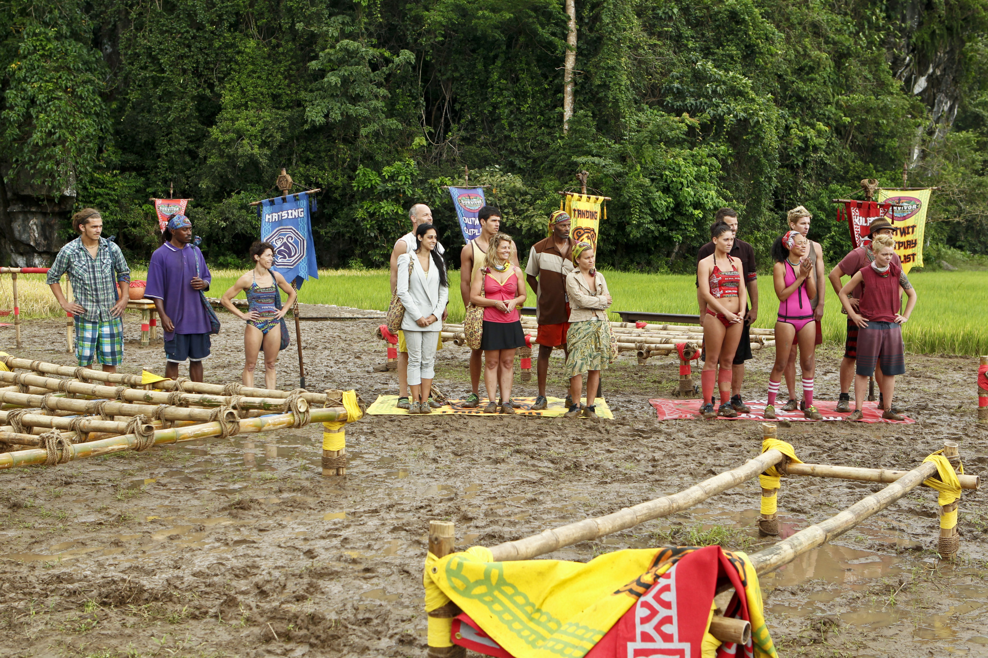 Getting Ready for the Immunity Challenge