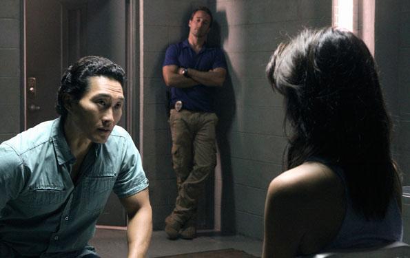 Chin Ho Interrogates