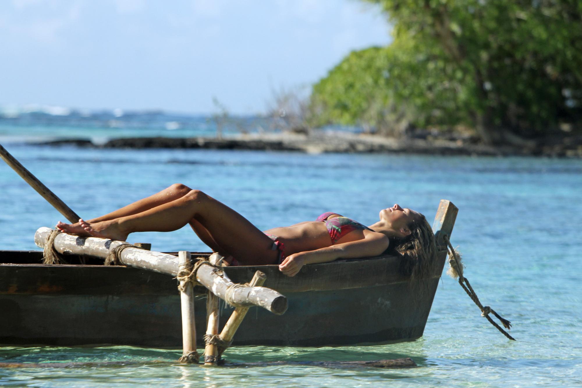 Chelsea Relaxing