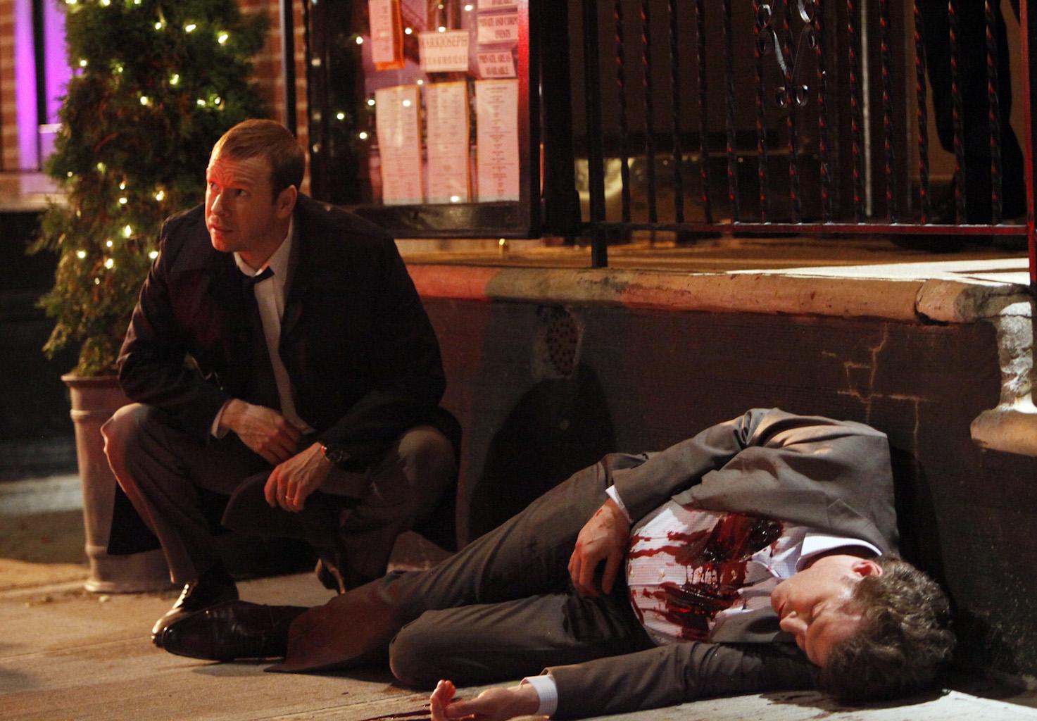 Crime Scene Visual