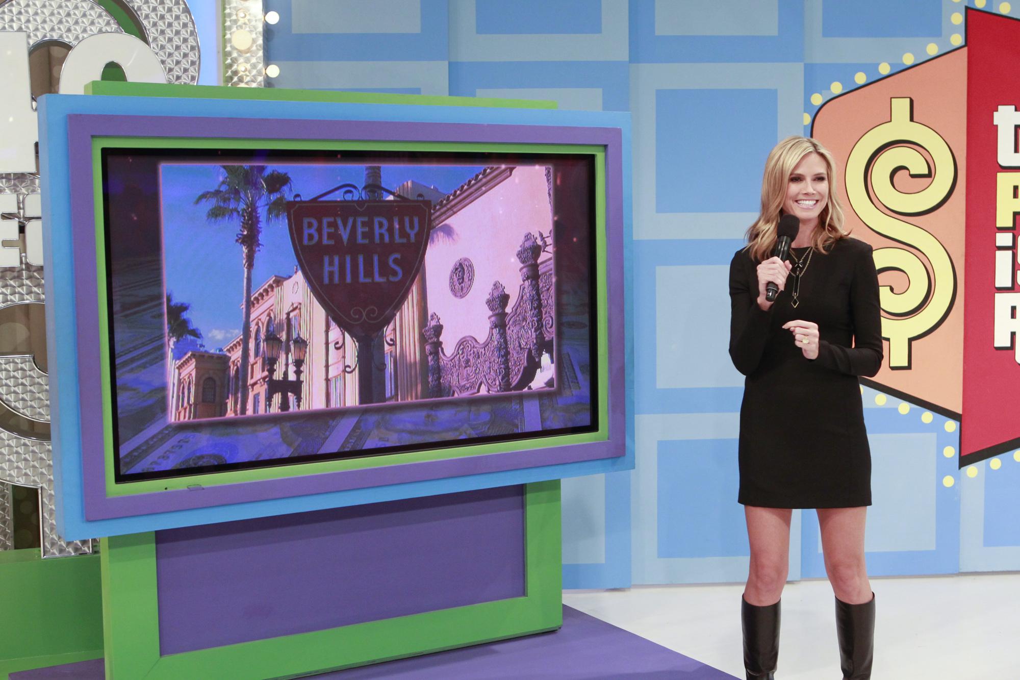 Beverly Hills Girl