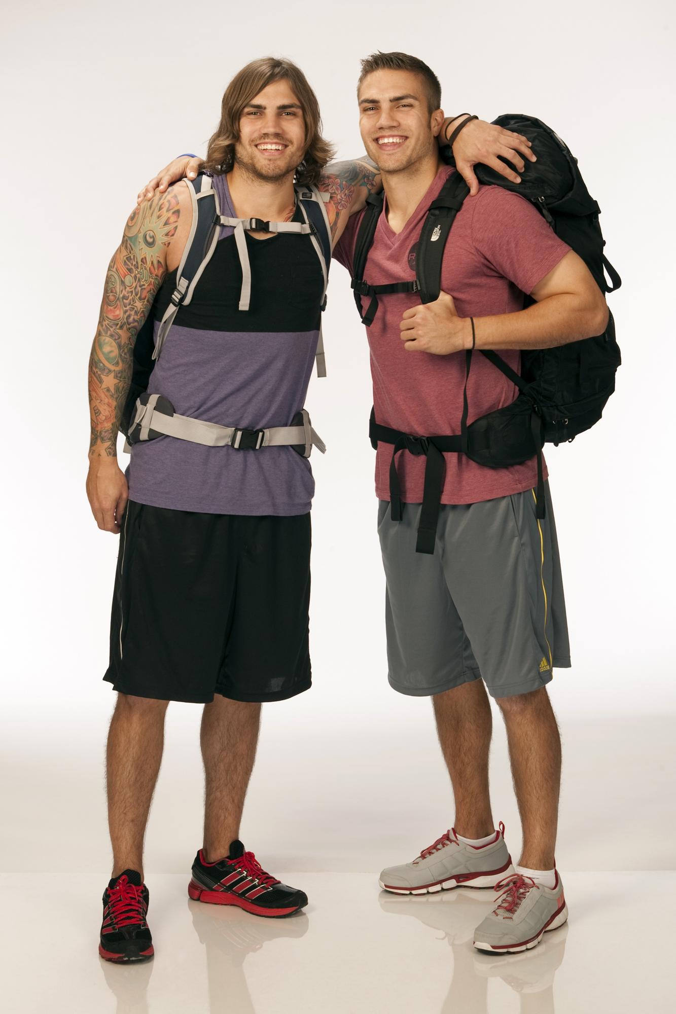 Elliot and Andrew