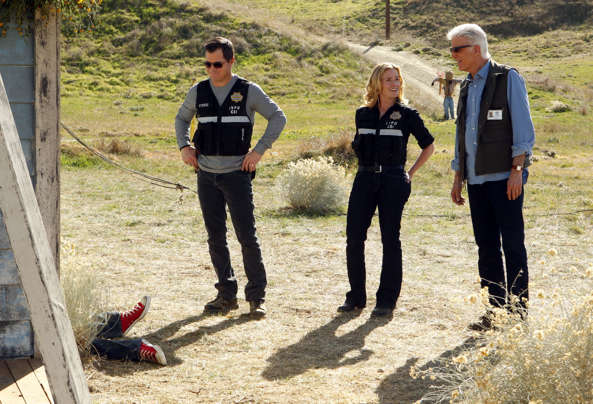 CSI Renewed!