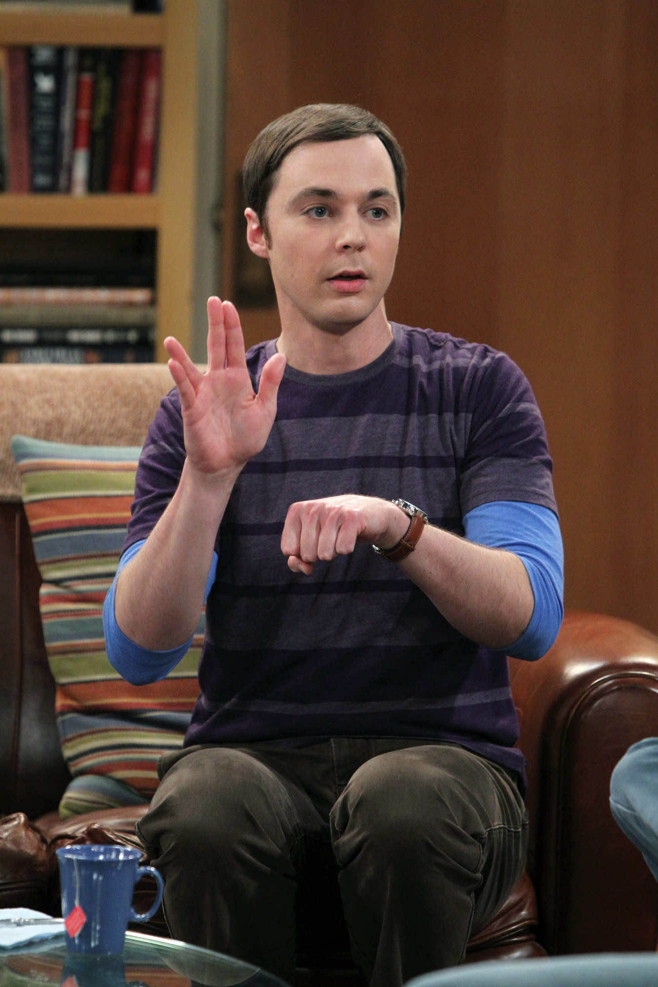 Jim Parsons for Outstanding Lead Actor in a Comedy Series