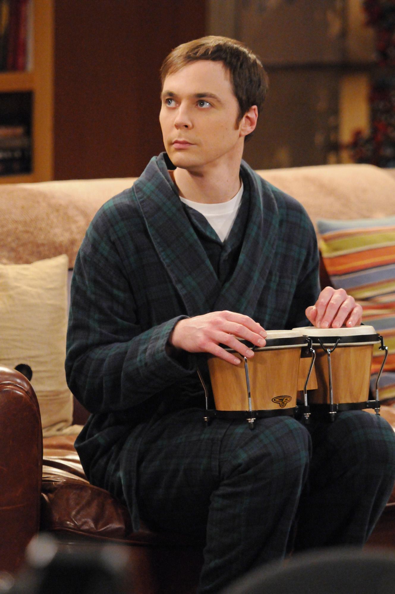 Leonard Nimoy Comes to The Big Bang Theory