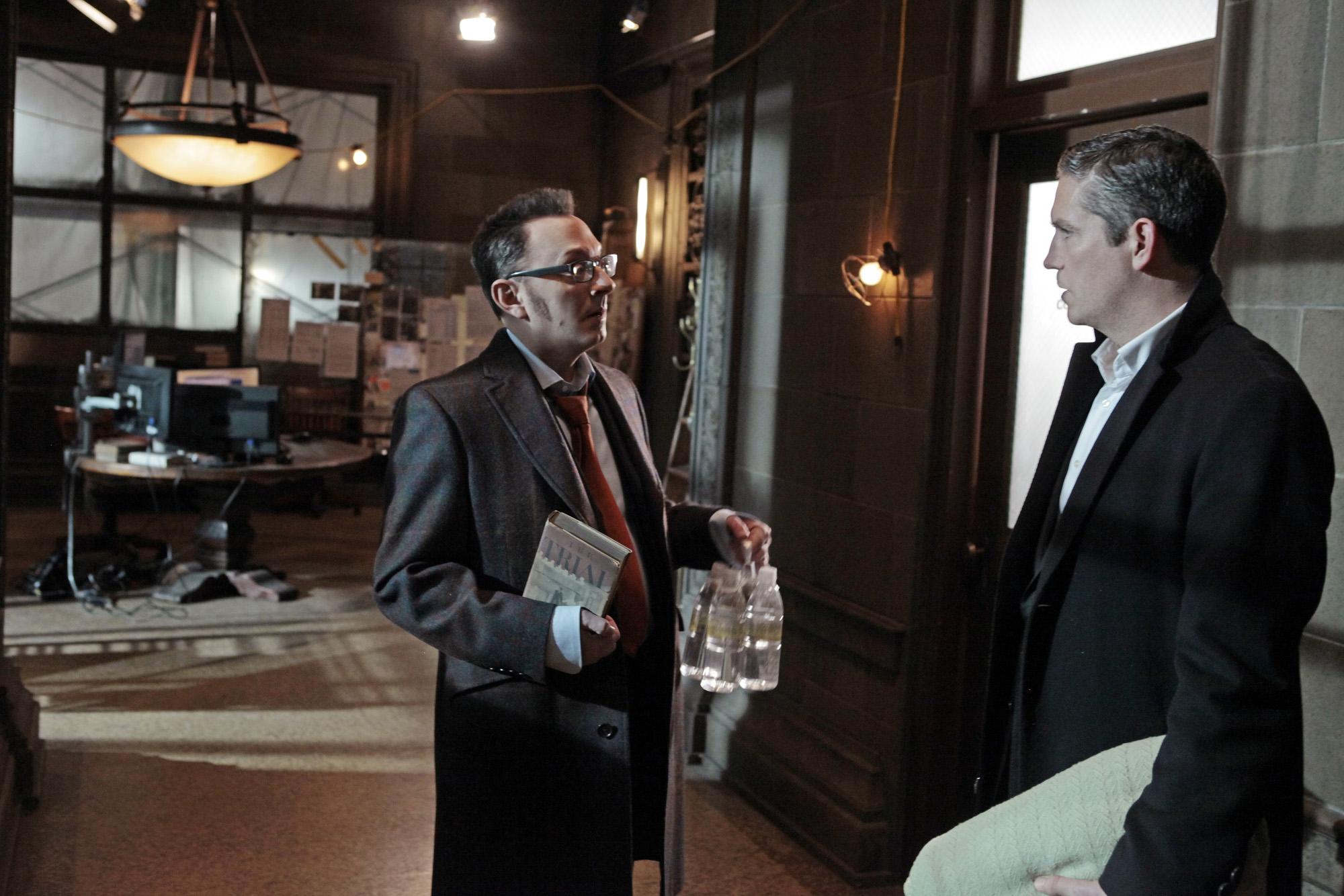 Person of Interest Season 1 Episode 18 - CBS com