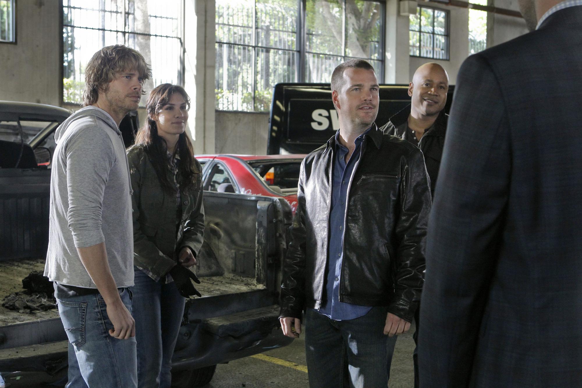 NCIS: LA Team