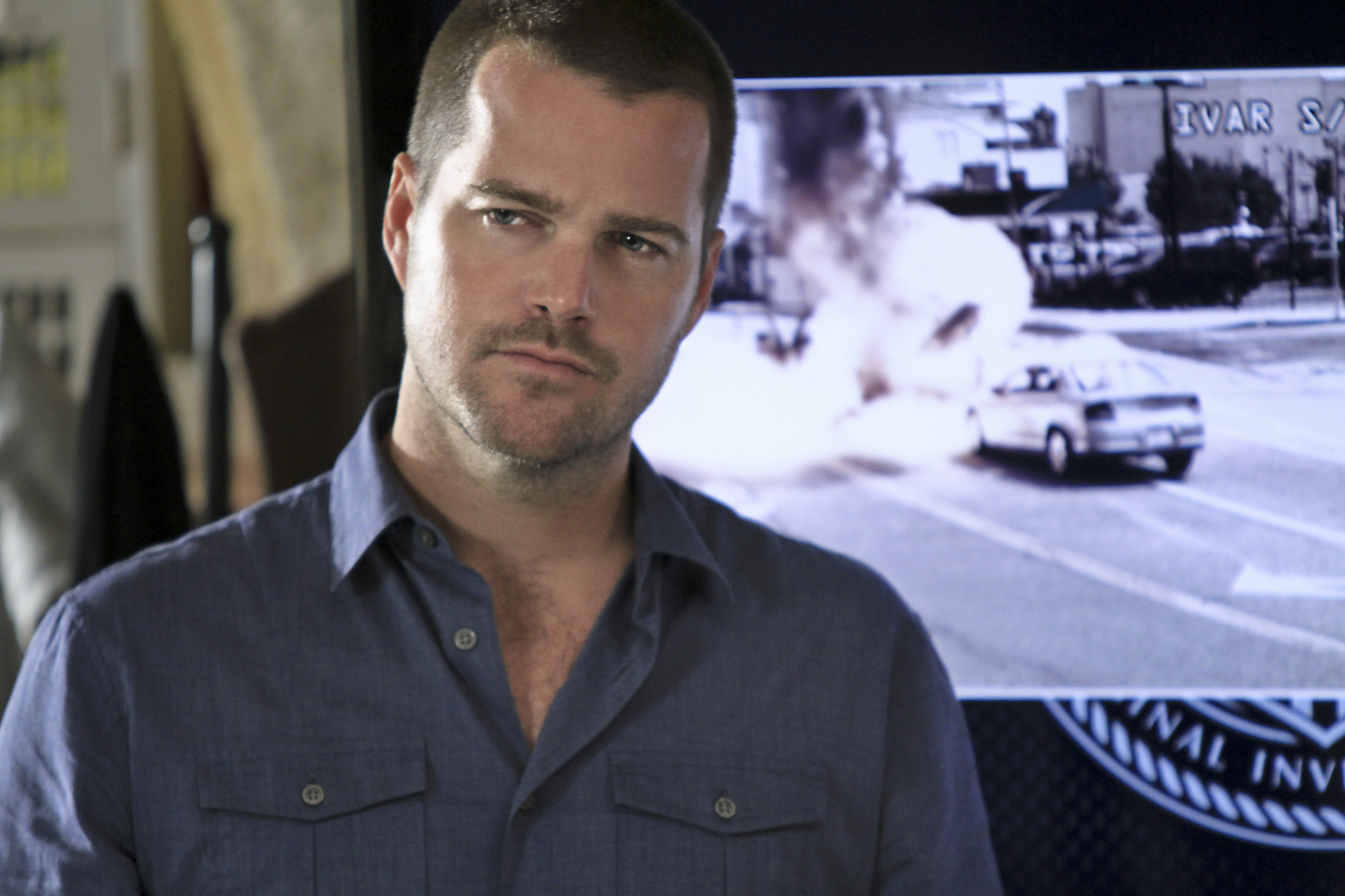 NCIS Special Agent G. Callen
