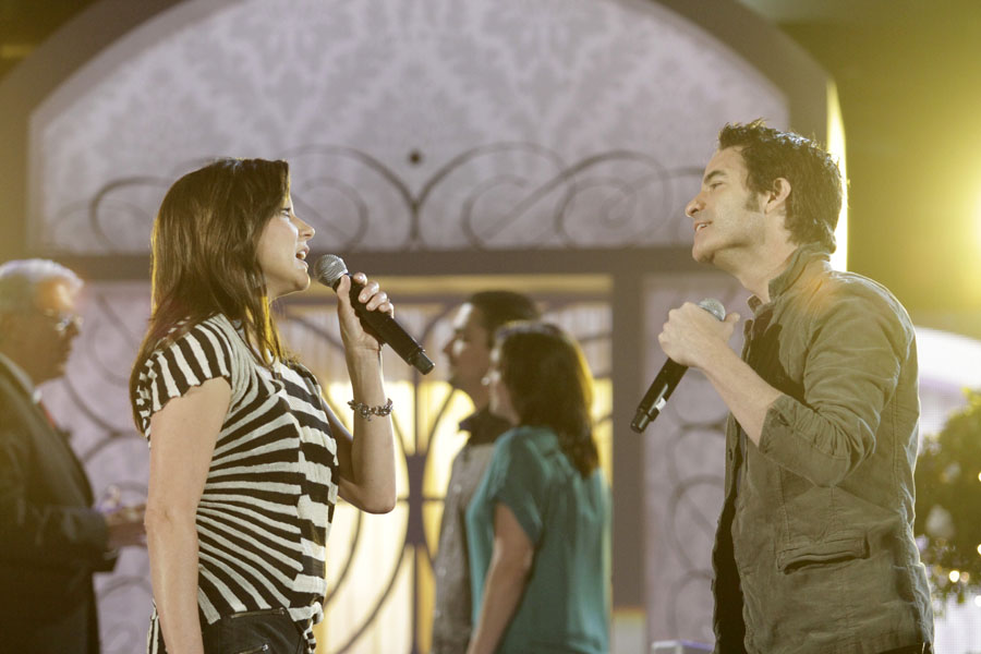 Martina McBride and Pat Monahan