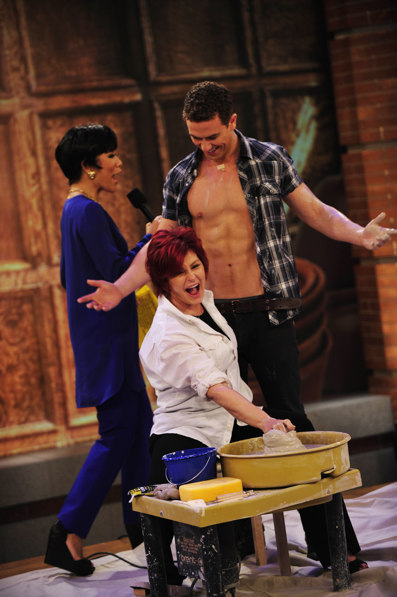 Richard Fleeshman on The Talk