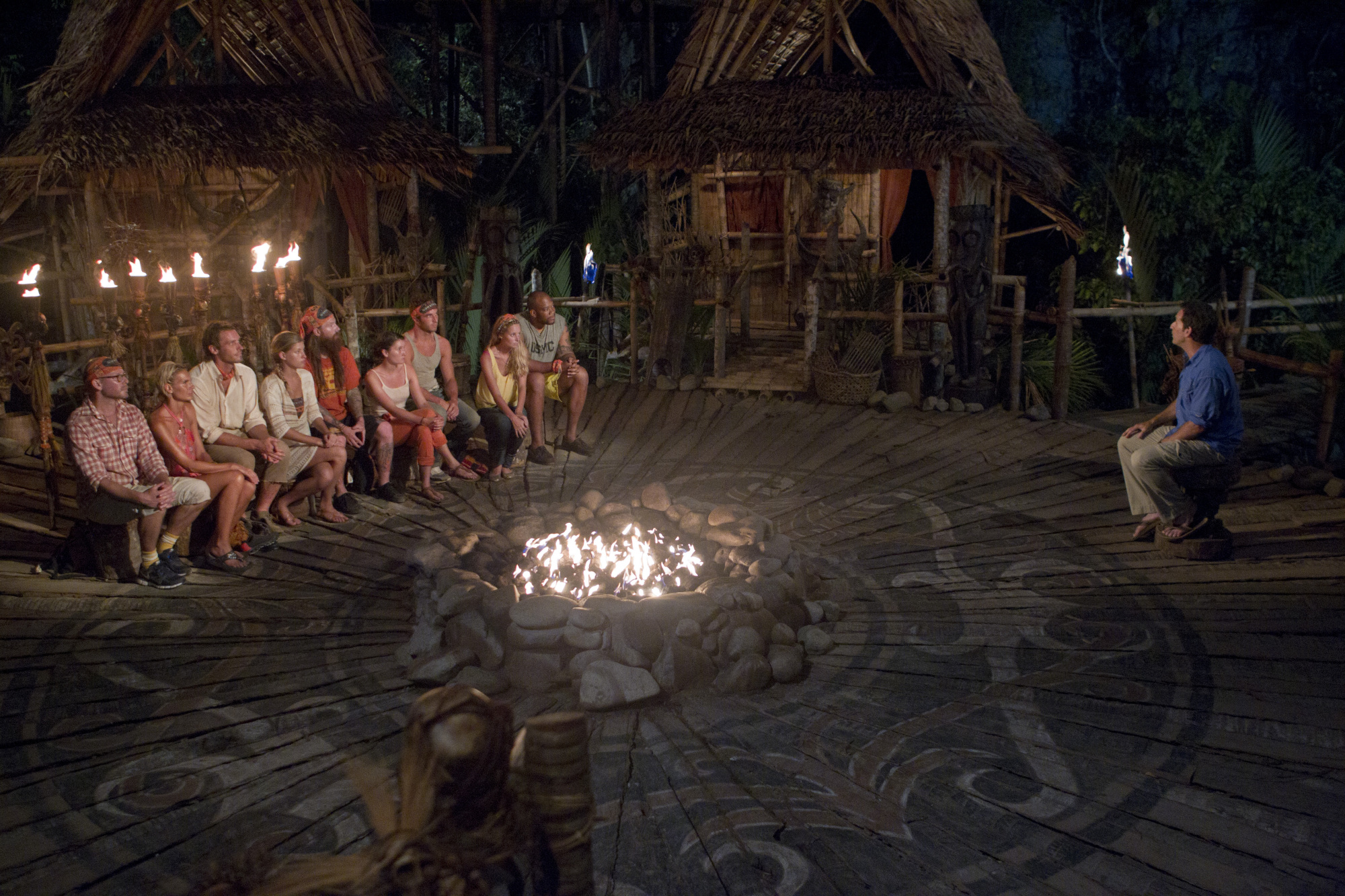 Tribal Council on