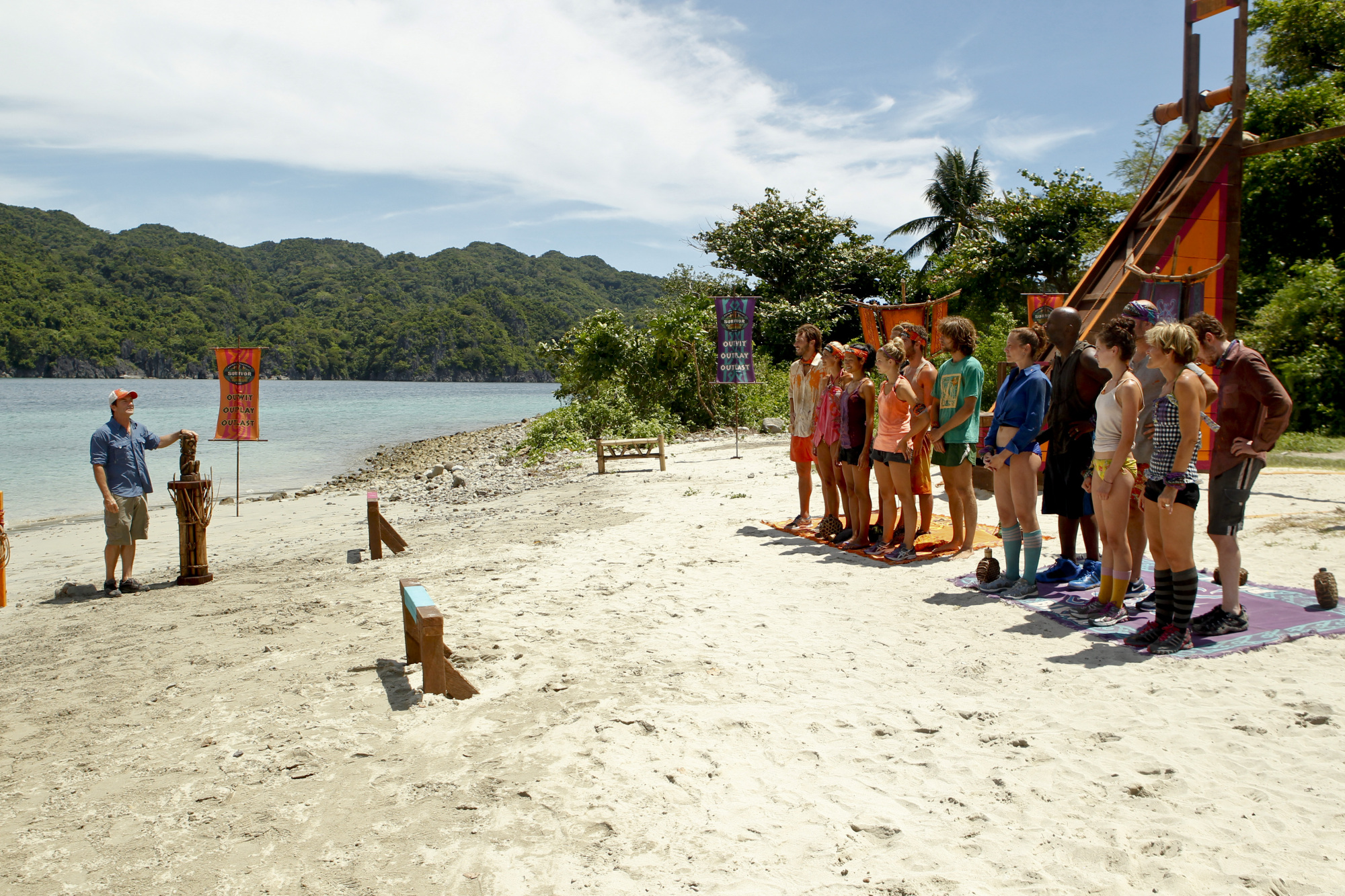 Getting ready for the immunity challenge in