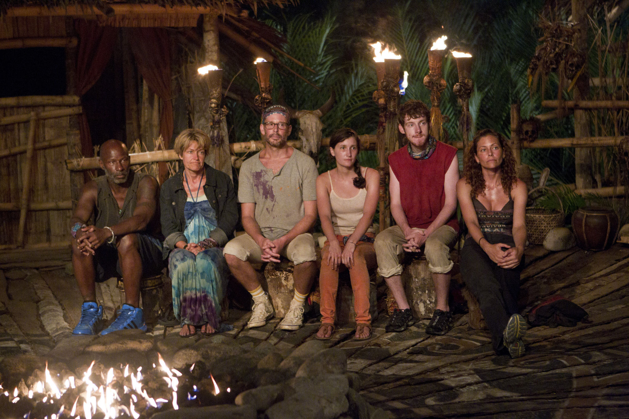 Tribal council in