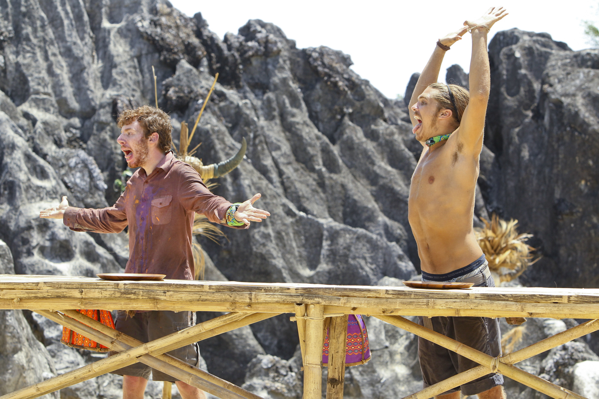Immunity challenge competition in