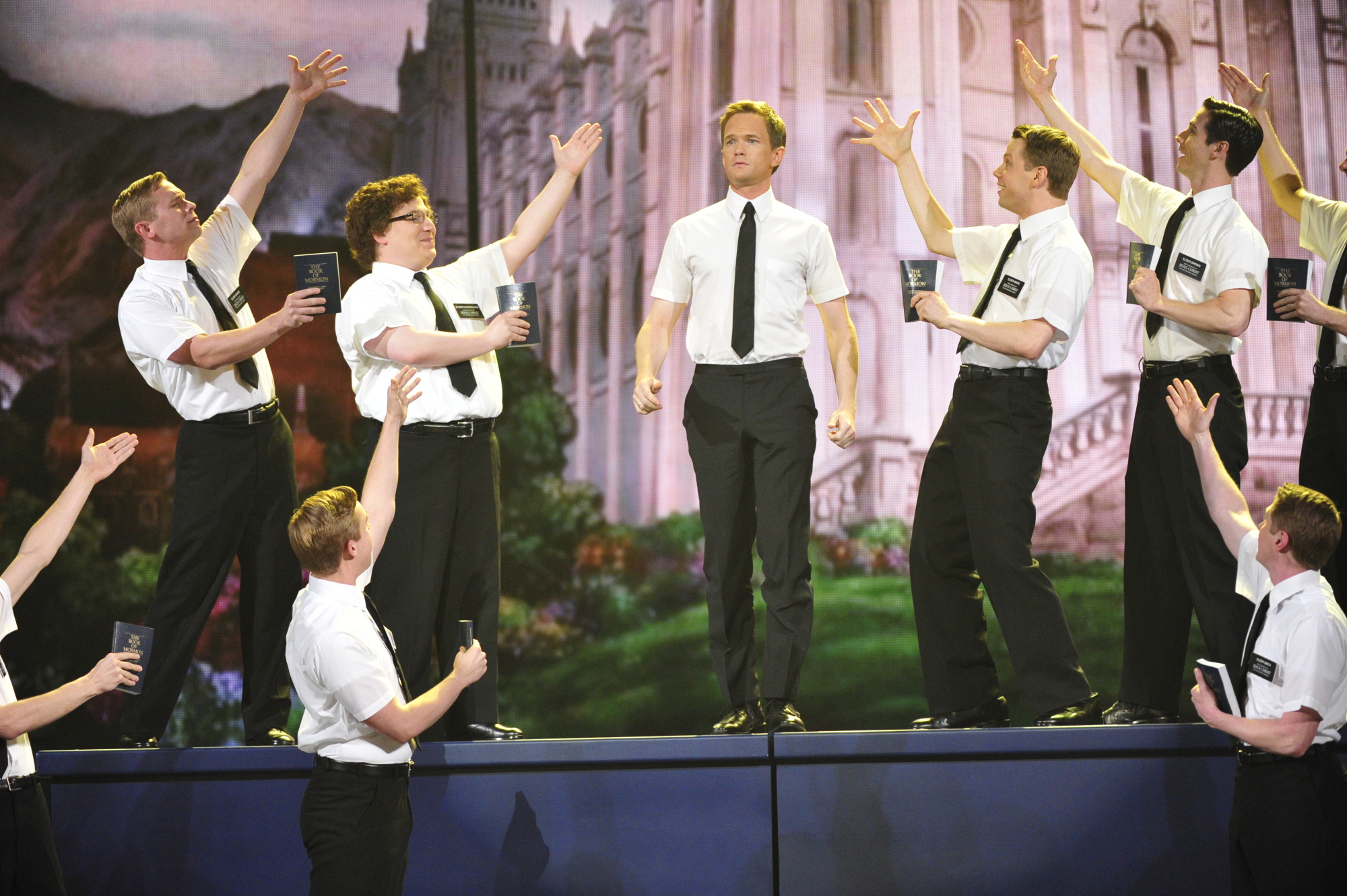 Neil Patrick Harris with The Book of Mormon