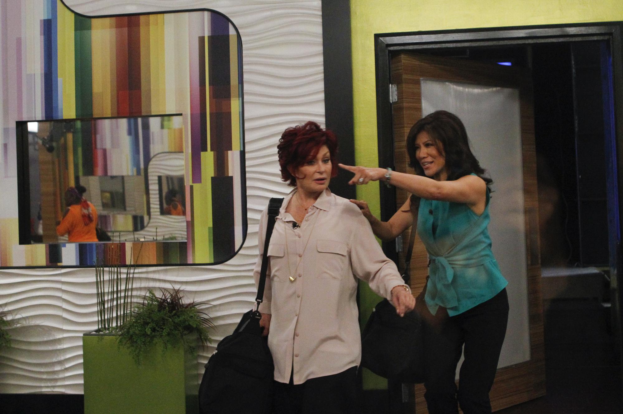 Sharon and Julie
