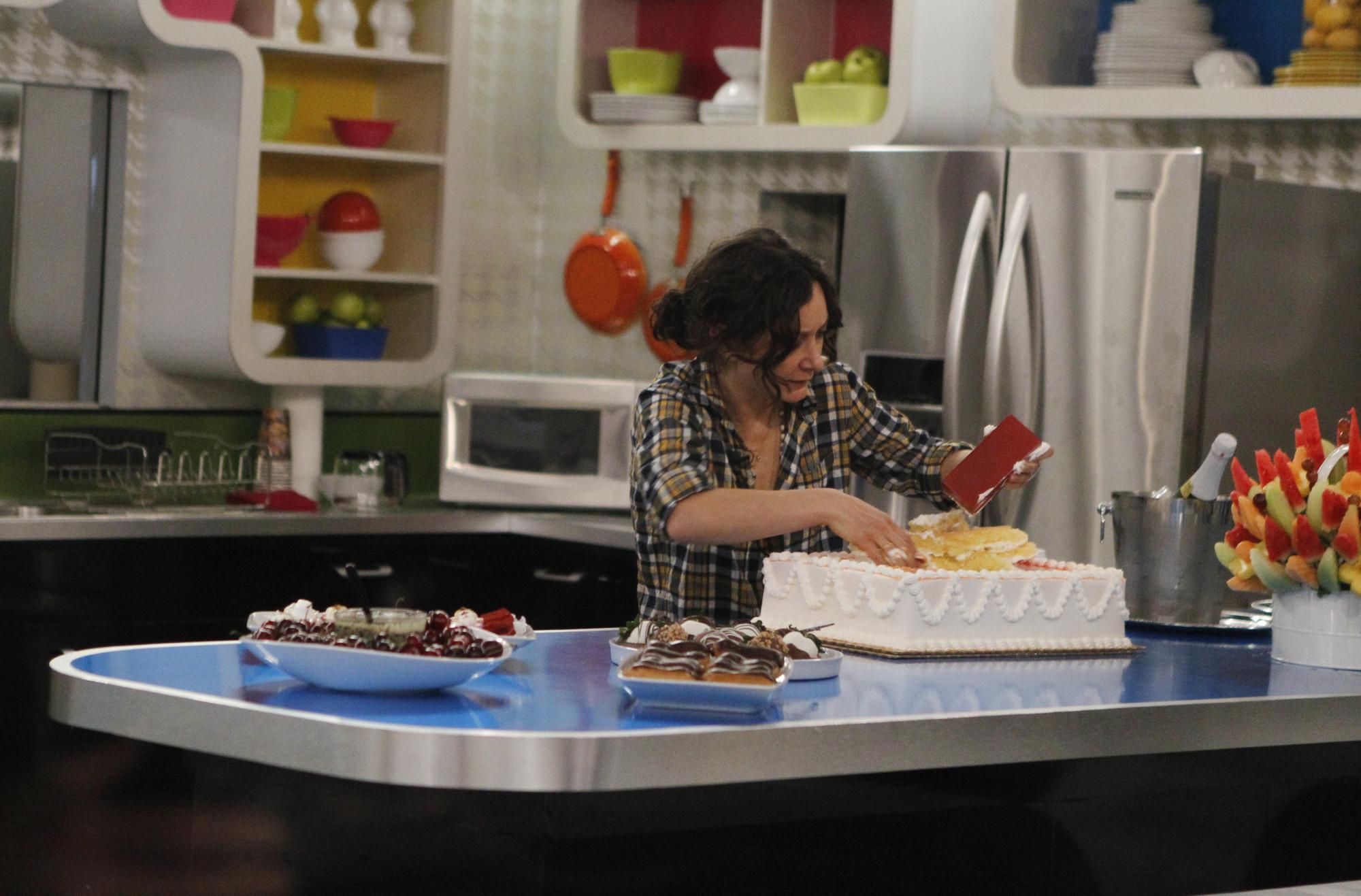 Sara in the Kitchen