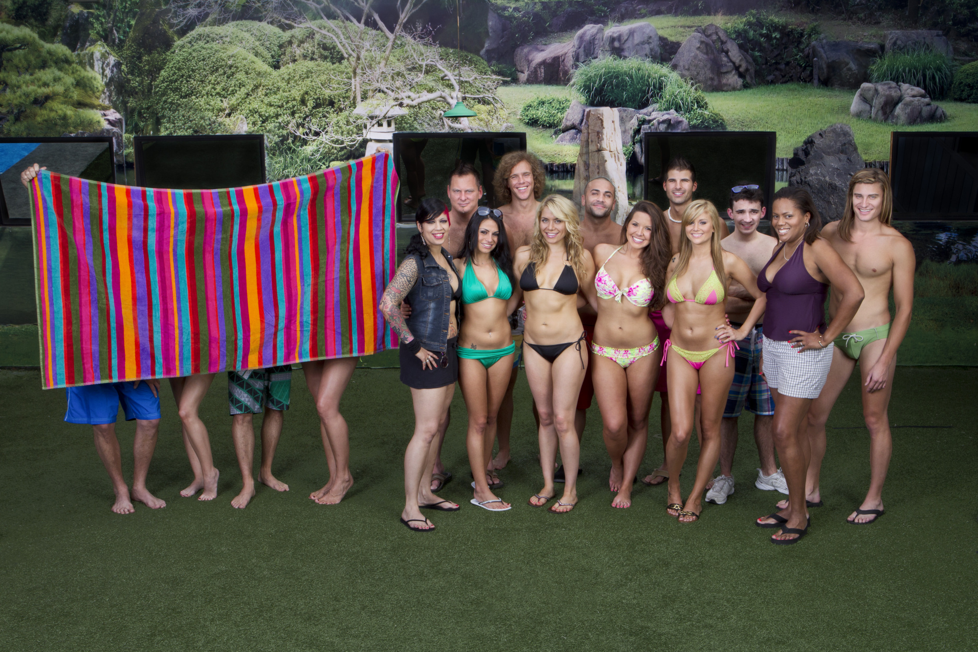Big Brother Cast!