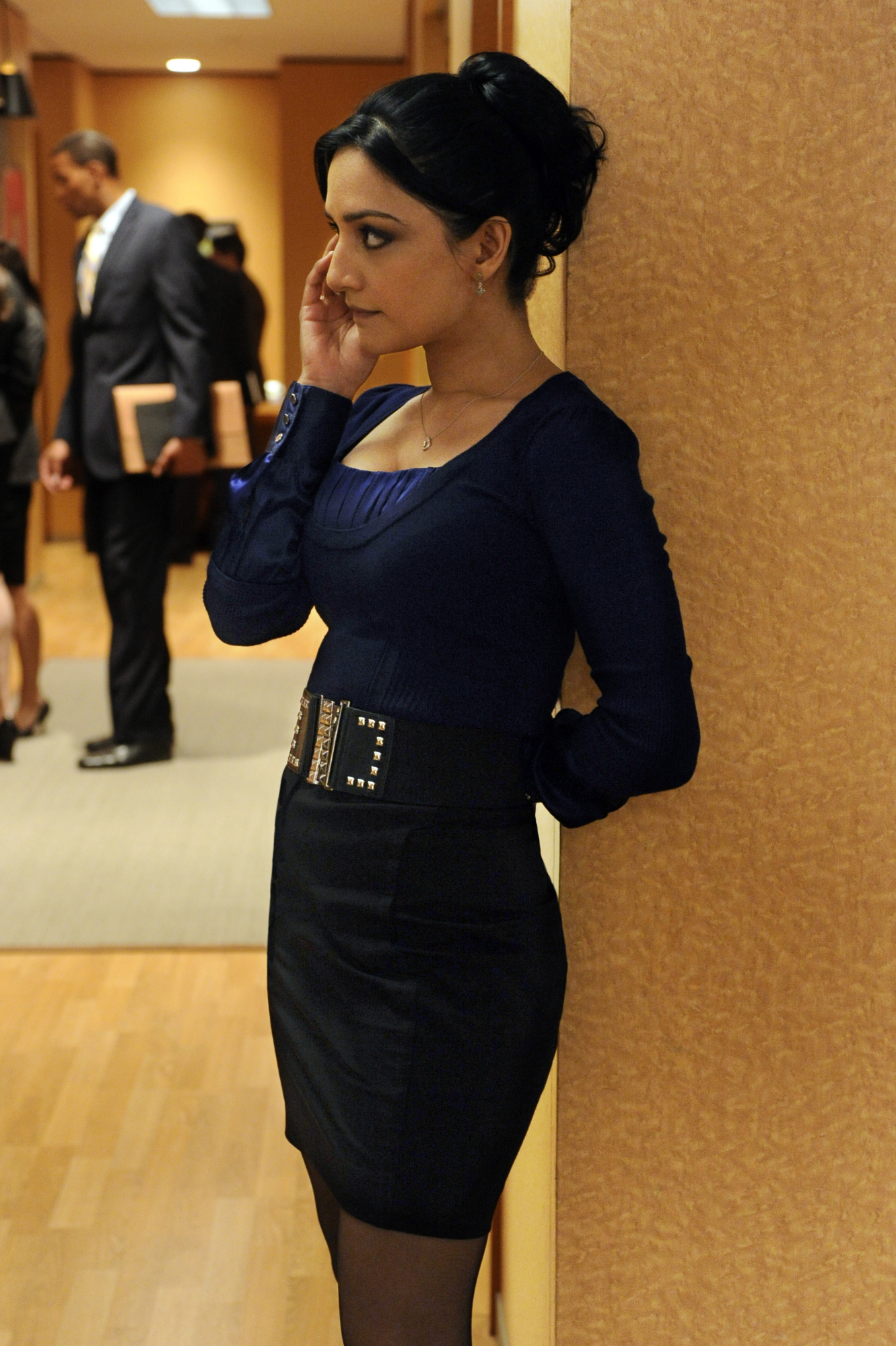 Kalinda Tries to Stay Focused