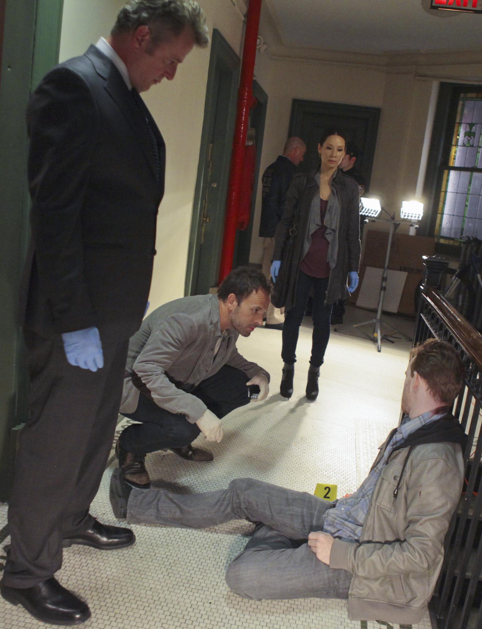 Sherlock Investigating