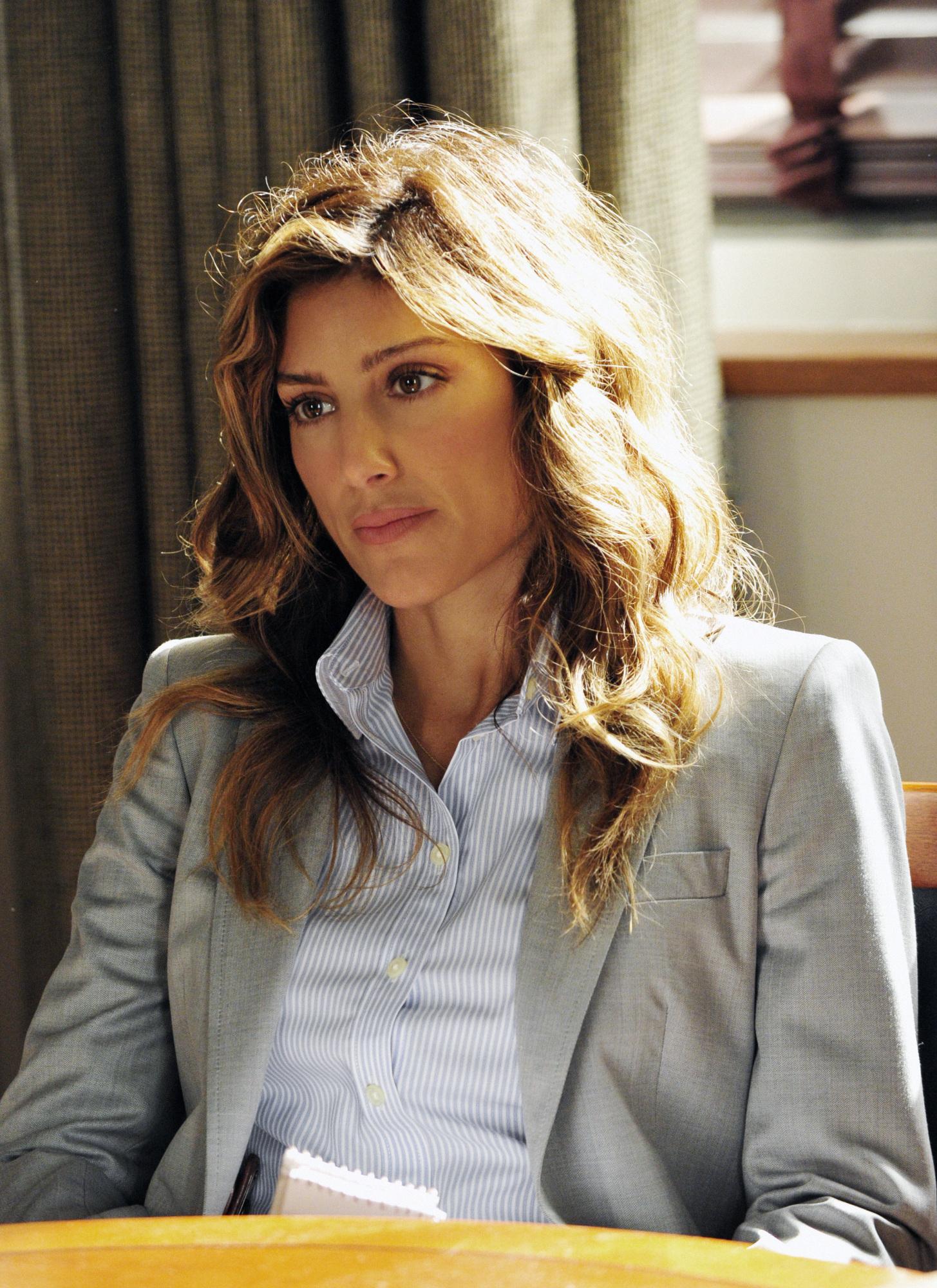 Detective Jackie Curatola