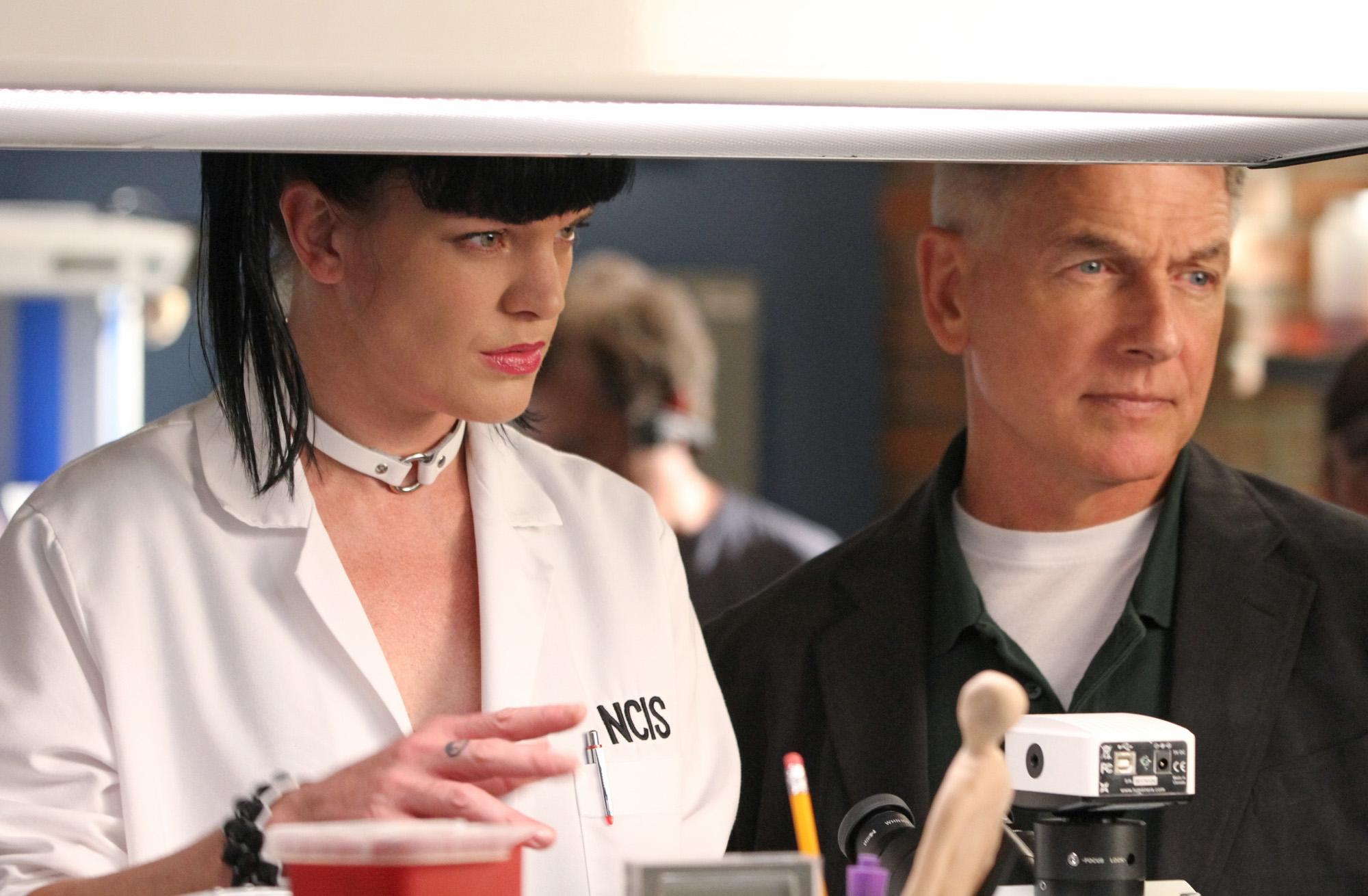 Abby and Gibbs