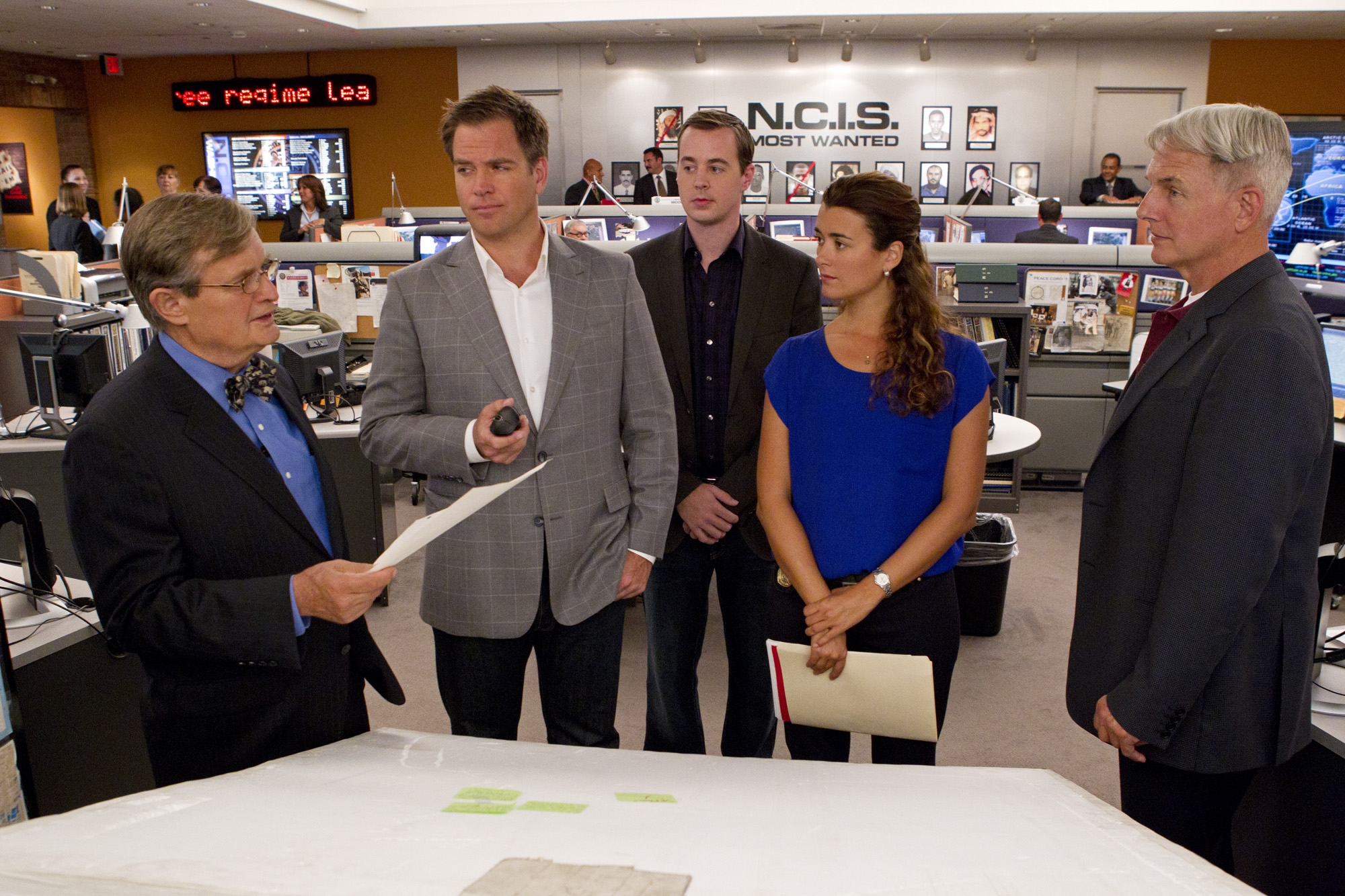 CBS' #1 Program/Drama NCIS Renewed for 2013-2014 Season