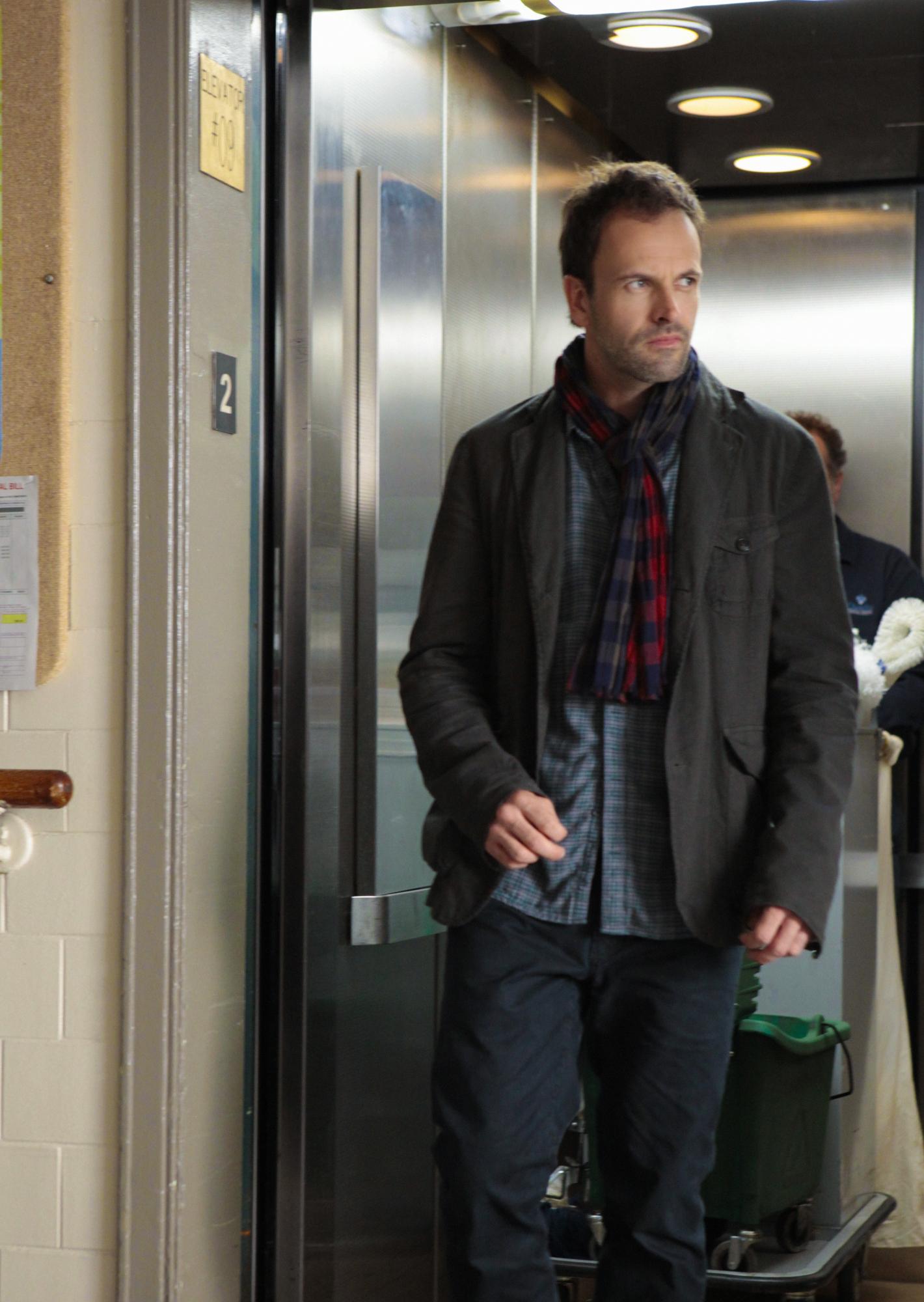 Sherlock at the Hospital