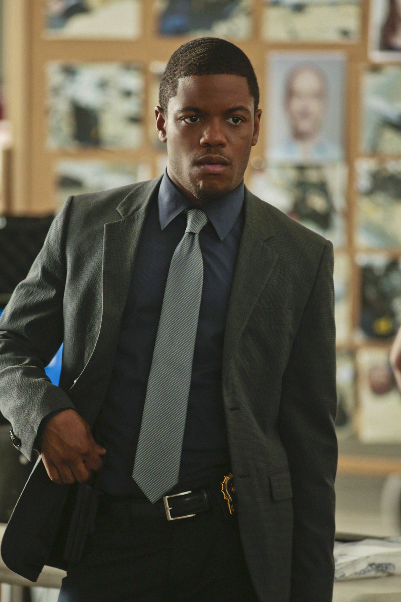 Detective Bell